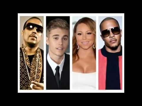 Mariah Carey Why You Mad (Infinity Remix) Feat. French Montana, Justin Bieber & IT [New Song] 2015