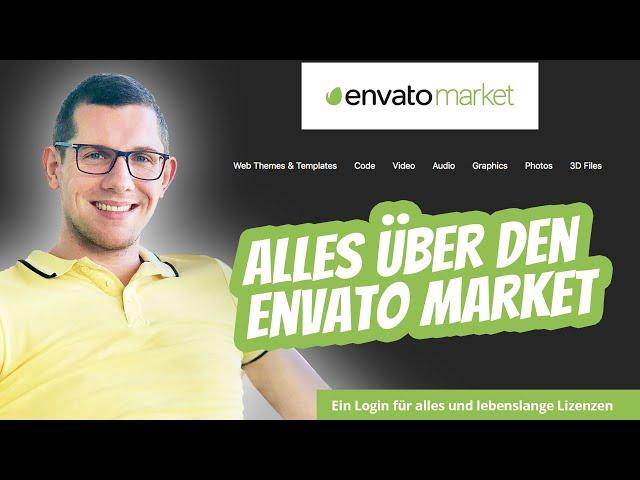 Envato Market Erfahrungen, Lizenzen, Rückerstattung, Rechnung, Hilfe und einfach kaufen