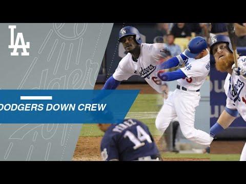 Dodgers belt 7 homers in big win