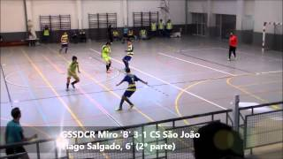 Juvenis (Campeonato AFC): GSSDCR Miro