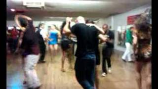First Round - Jack And Jill Salsa Competition (gator Salsa Club 2 Year Anniversary Social)