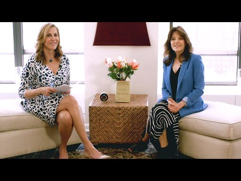 Rose Interviews Marianne Williamson About Suffering and Enlightenment