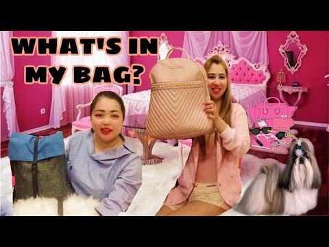WHAT'S IN MY BAG! | VLOG #16 thumbnail