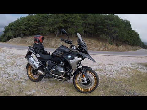 Riding My BMW R1250 GS Exclusive