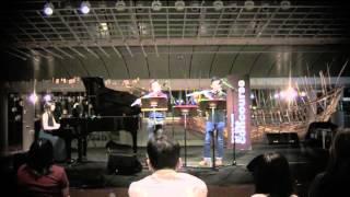 Ashitaka And San - Princess MONONOKE / アシタカとサン - もののけ姫 (Joe Hisaishi) For 2 Flutes And Piano