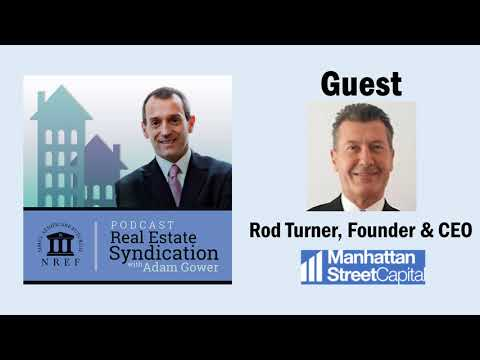 203 Rod Turner, Founder and CEO Manhattan Street Capital
