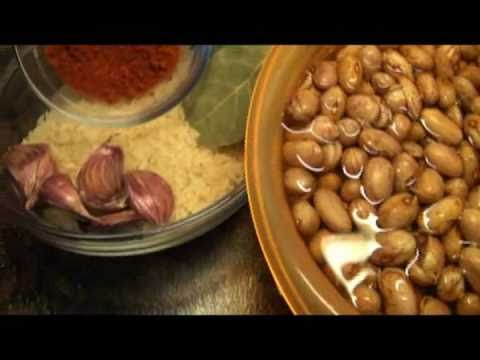 Arroz con jud as pintas en olla a presi n youtube - Judias pintas con arroz olla express ...