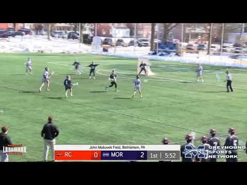 Men's Lacrosse Highlights vs. Rosemont College