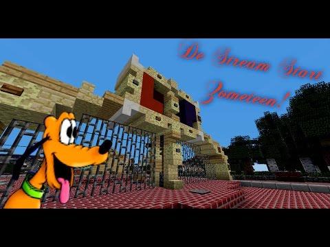 Plut En Vrienden Spelen Games! #8 Server Preview!!! + Planet Coaster Beta!!!!!!!
