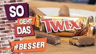 TWIX SELBER machen! | TWIX DIY | So Geht Das #BESSER
