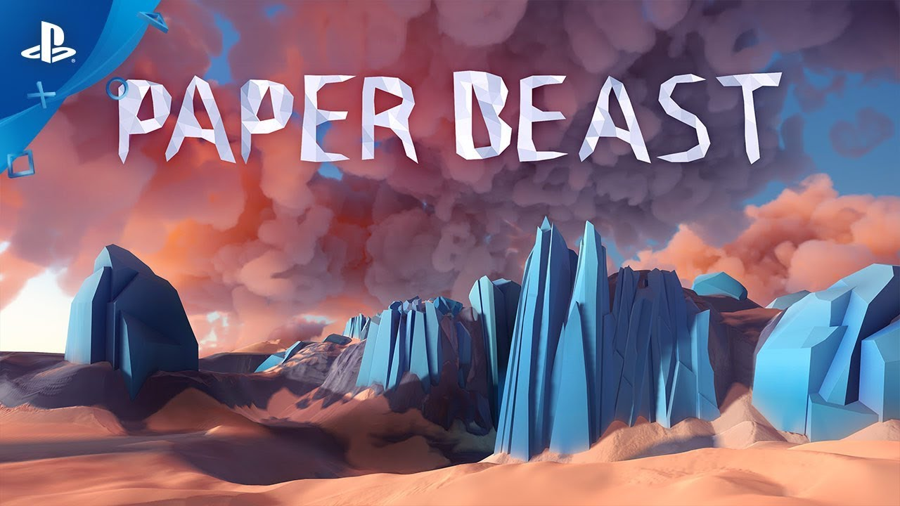 Paper Beast - Launch Trailer