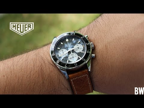 Heuer Heritage Autavia Chronograph - Did Tag Get This One Right?