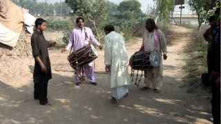 Bhangra of District Gujrat,Punjab Pakistan