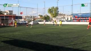 İzmir United - Borussia/ İZMİR / iddaa Rakipbul Ligi 2015 Açılış Sezonu