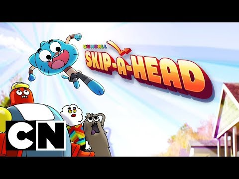 Gumball Skip A Head | FREE DOWNLOAD 🎮 | Cartoon Network