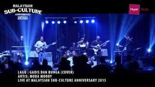MALAYSIAN SUB-CULTURE ANNIVERSARY 2015 HIGHLIGHT - MODA MOODY