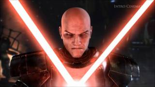 Star Wars the Old Republic Fear Disturbed Music Video