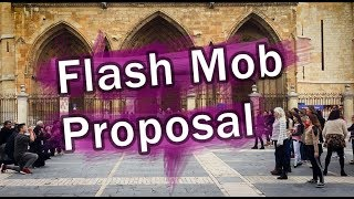 Flash Mob Proposal 2018 Marry You Bruno Mars.mp3