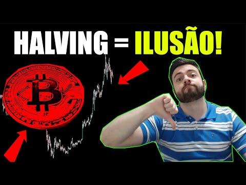 Halving Do Bitcoin Pode Não Significar Nada! Análise Bitcoin Hoje