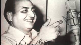 Aane Se Uske Aaye Bahar (Jeene Ki Raah) - Mohd. Rafi - YouTube.flv