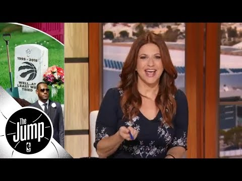 Rachel Nichols: LeBron James destroys another NBA franchise | The Jump | ESPN