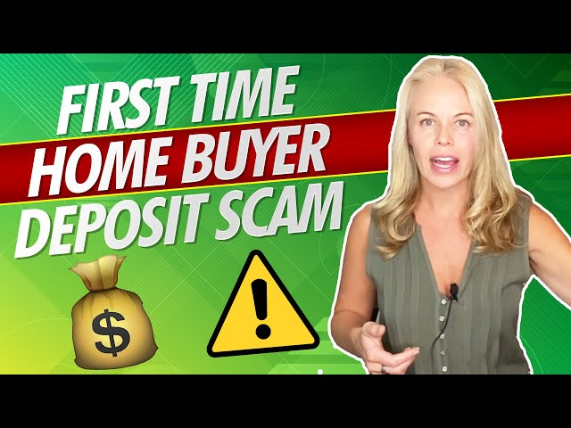 Mortgage Lenders Are Asking First Time Home Buyers For a Direct Cash ONLY Deposit To Them??? 😳😵