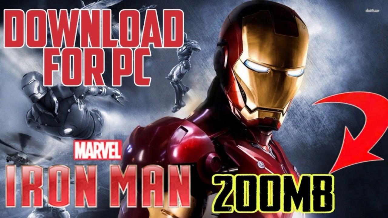 Iron Man 2 Pc Game free. download full Version Rar