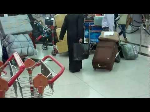 Welcome to Dubai: Dubai Airport: How do you pack your luggage?