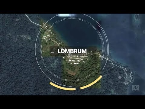 China Checks Out The Australian-US Naval Base At Lombrum, Manus Island