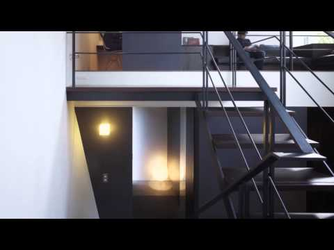 Shirokane Concrete House - fitting more into less in a Japanese home (construction)