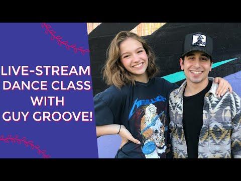 Free Dance Class With Jayden & Guy!