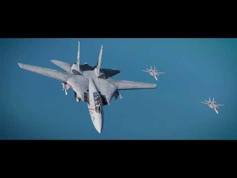 DCS F-14 by Heatblur Simulations Trailer only!
