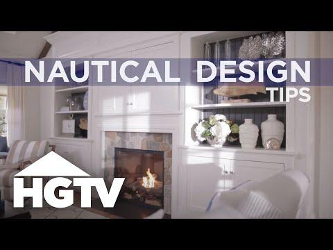 HGTV Dream Home 2015 Nautical-Inspired Decor