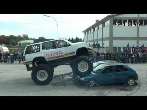 XXL Motor-Show, Monster-Truck Amstetten .mp4