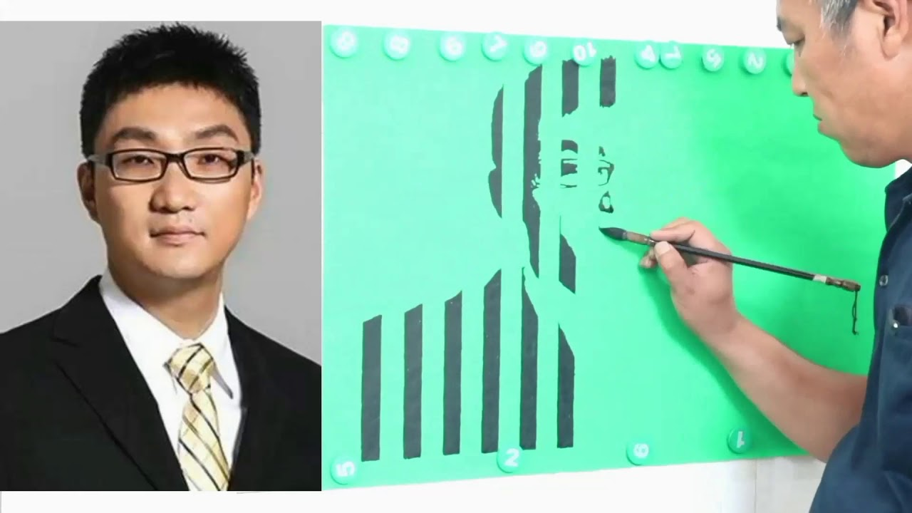 Amazing pictures to draw|富可敌国的黄峥和马化腾