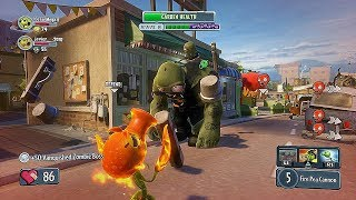 PLANTS VS ZOMBIES GARDEN WARFARE GARDEN OPS HOT ✅