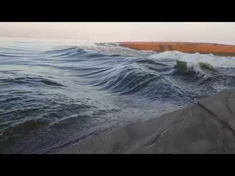 Orange river mouth opening 23 4 2018