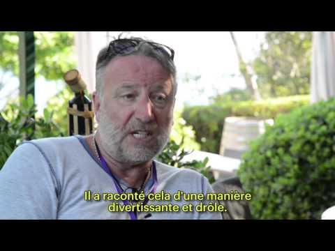 Peter Hook, post-it interview (Midi Festival, France, july 2013)