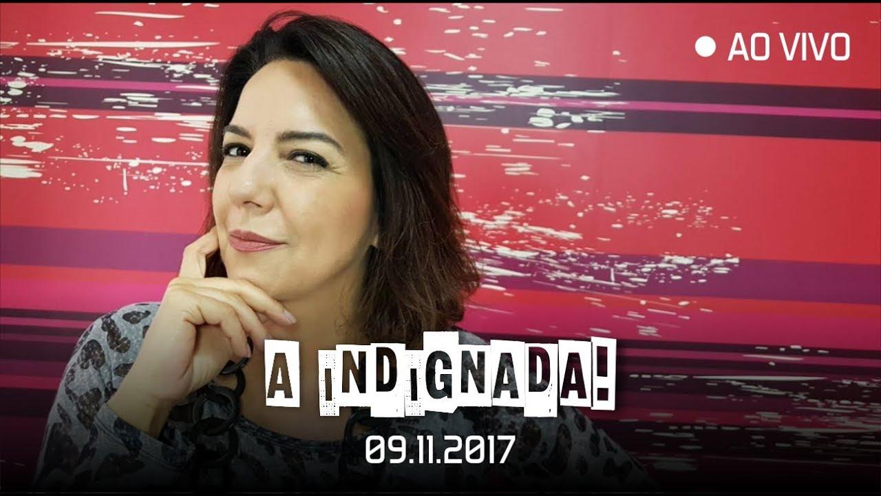 ???? AO VIVO   09/11 Luciana Liviero comenta as Notícias da Semana