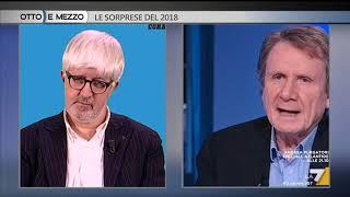 Otto e mezzo - Le sorprese del 2018 (Puntata 02/01/2018)