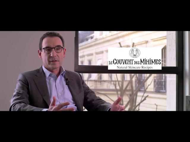 Jean-Philippe Hecketsweiler, associé de HLD, présente les chiffres de l'entreprise en 2016