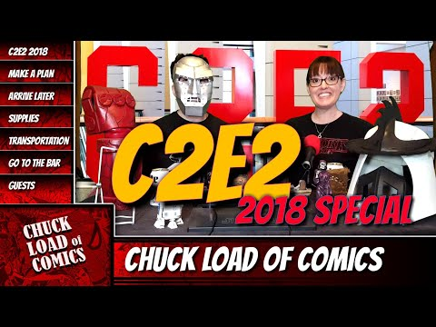 C2E2 SPECIAL: Convention Tips
