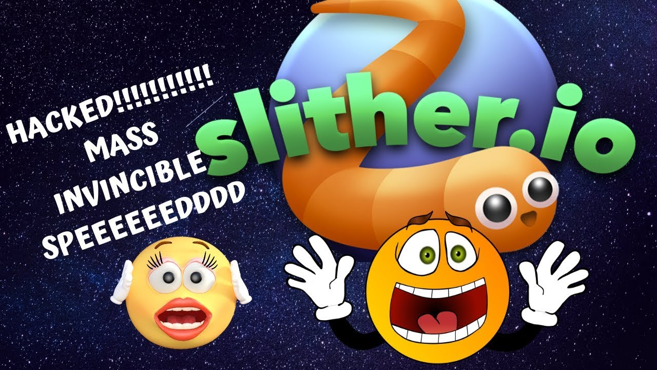 Slither io Hack – New Slither io Mods - Slither io Hacks Mods