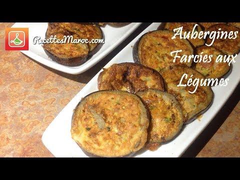 recette-aubergines-farcies-aux-légumes