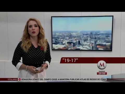 Noticias en vivo Milenio TV - Grupo Milenio, 19-17 de Guillermo L.Vázquez