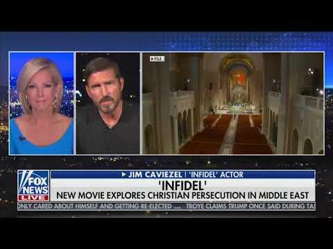 Jim Caviezel Blasts Complicit Priests and Bishops