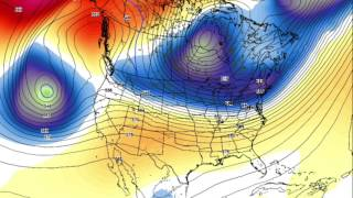 January 31, 2017 Weather Xtreme Video - Afternoon Edition