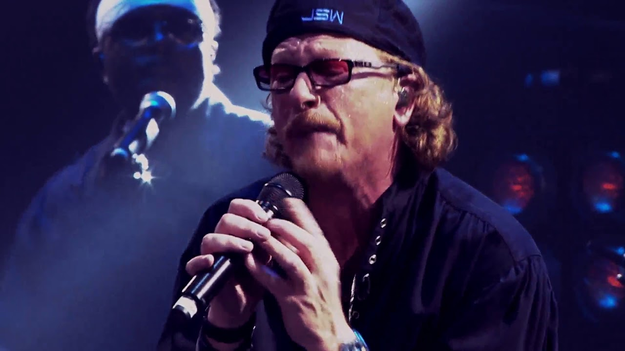 Toto   35th Anniversary Tour 2013 (Joseph Williams)