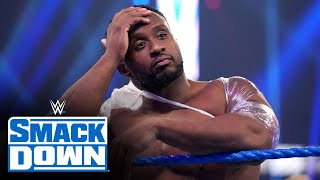The New Day split between Raw and SmackDown in WWE Draft: SmackDown, Oct. 9, 2020