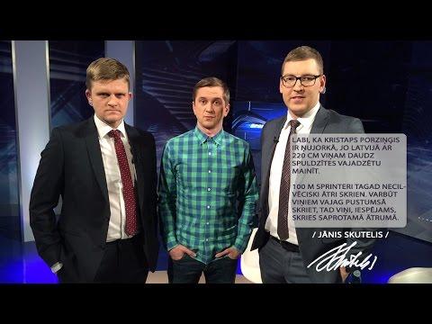 Jānis Skutelis par sportu